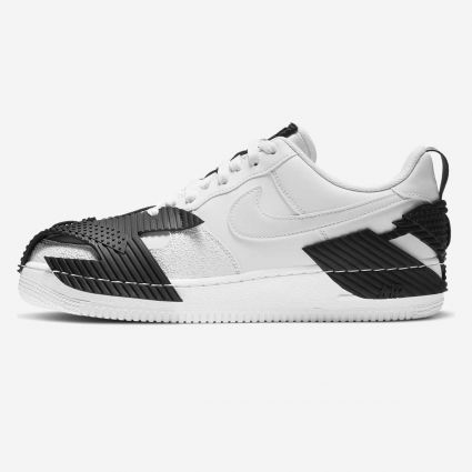 Nike Air Force 1 NDSTRKT White/White-Black CZ3596-100
