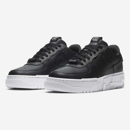 Nike Wmns Air Force 1 Pixel Black/Black-White-Black CK6649-001