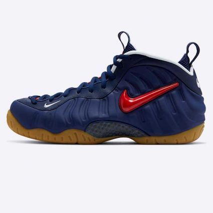 Nike Air Foamposite Pro Blue Void/University Red CJ0325-400