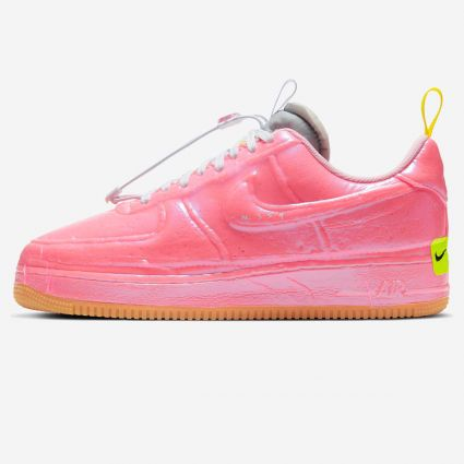 Nike Air Force 1 Experimental Racer Pink/Arctic Punch-Sail-Opti Yellow CV1754-600