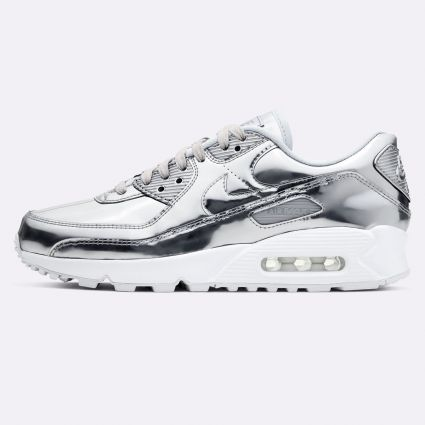 Nike Air Max 90 SP Chrome/Chrome-Pure Platinum-White CQ6639-001