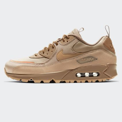 Nike Air Max 90 Surplus Desert/Desert Camo-Safety Orange CQ7743-200