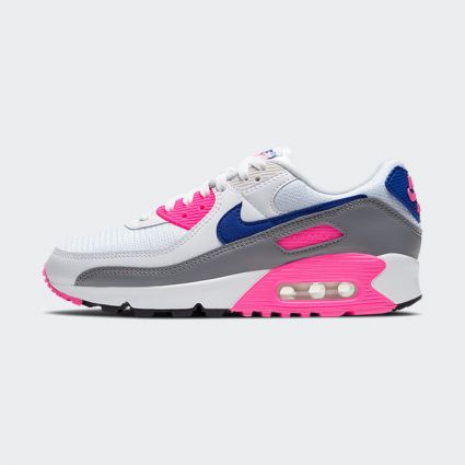 Nike Air Max III White/Vast Grey-Concord Pink Blast CT1887-100