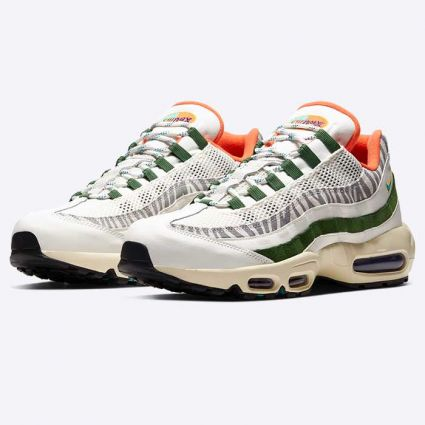 Nike Air Max 95 ERA Sail/New Green-Forest Green CZ9723-100