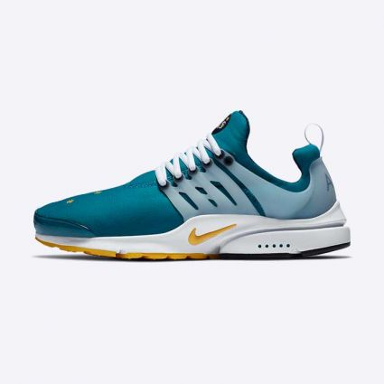 Nike Air Presto 'Australia' Fresh Water/Varsity Maize-Midnight Navy CJ1229-301