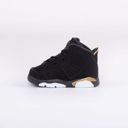 Nike Jordan 6 DMP 2020 Retro SE (TD) Black/Metallic Gold-Black CT4966-007