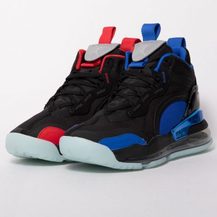 Nike Jordan Aerospace 720 Paris Saint-Germain Black/Reflect Silver-University Red CV8453-001
