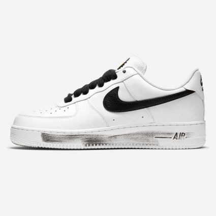Nike Air Force 1 07 'Paranoise' G-Dragon PEACEMINUSONE White/Black-White DD3223-100