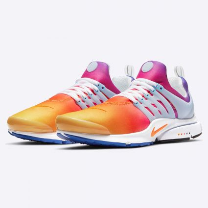 Nike Air Presto University Gold/Hyper Crimson-Siren Red CJ1229-700
