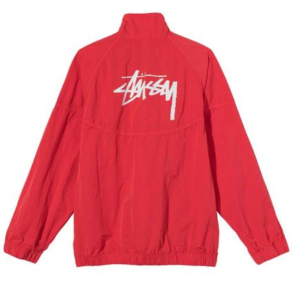 Nike x Stüssy Windrunner Habanero Red CT4310-634