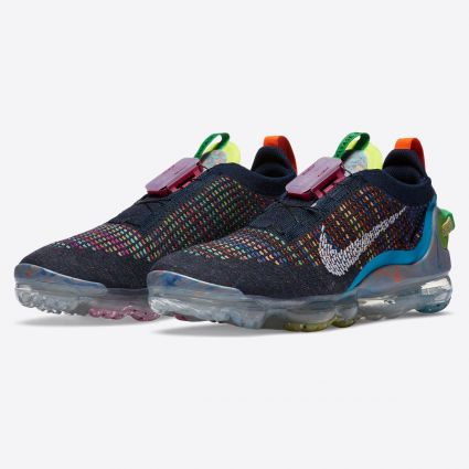 Nike Air VaporMax 2020 FK Deep Royal Blue/White-Multi-Color CJ6740-400