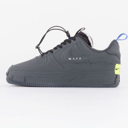 Nike Air Force 1 Experimental Black/Anthracite-Chile Red-Hyper Royal1