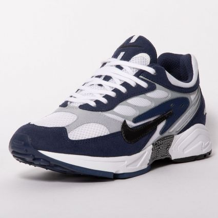 Nike Air Ghost Racer Midnight Navy/Black-Wolf Grey-White AT5410-400