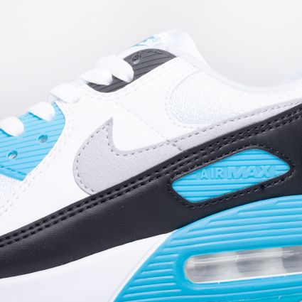 Nike Air Max III 'Laser Blue' White/Black-Grey Fog-Laser Blue CJ6779-100