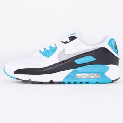 Nike Air Max III 'Laser Blue' White/Black-Grey Fog-Laser Blue CJ6779-100-1