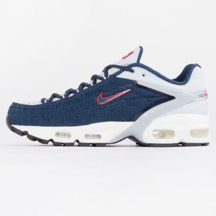 Nike Air Max Tailwind V SP Midnight Navy/University Red1
