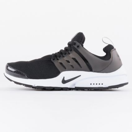 Nike Air Presto Black/Black-White1