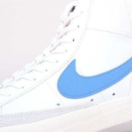 Nike Blazer Mid '77 White/Royal Pulse-Hyper Crimson-Black