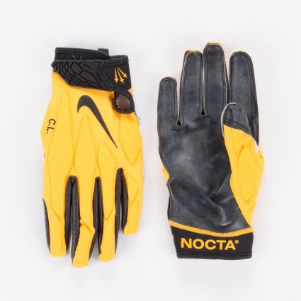 Nike Nocta SUPERBAD 5.0 FG AU Gloves UNIVERSITY GOLD1