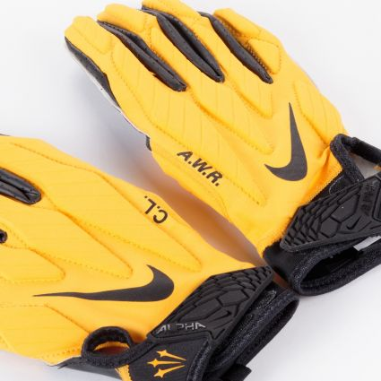 Nike Nocta SUPERBAD 5.0 FG AU Gloves University Gold DJ2880-739