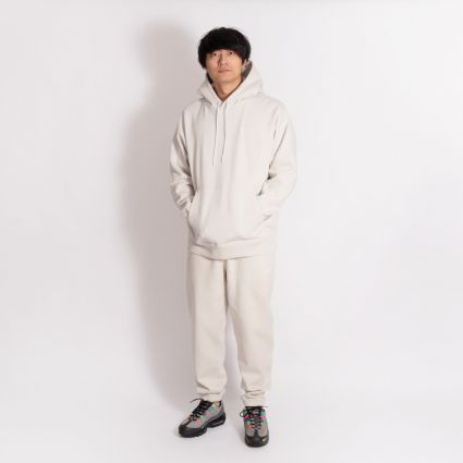 Nike NRG Solo Swoosh Hoodie Light Bone/White