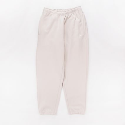 Nike NRG Soloswoosh Sweatpants Light Bone/White1