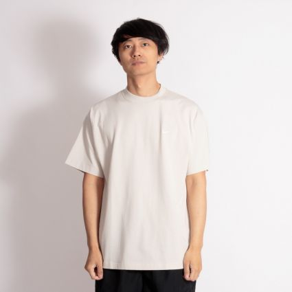 Nike NRG Solo Swoosh T-Shirt Light Bone/White