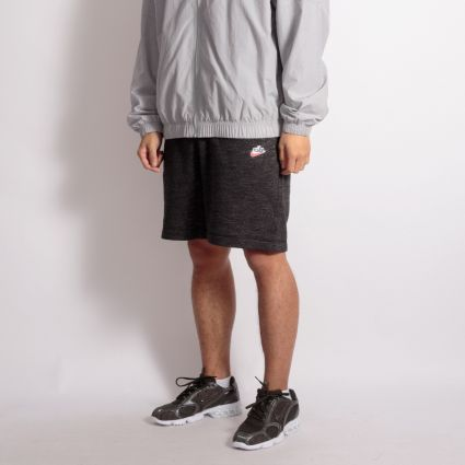 Nike NSW Heritage Shorts Black Heather