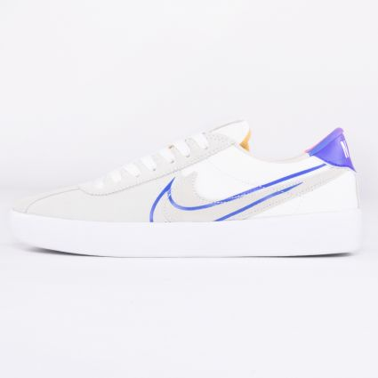 NIKE SB BRUIN REACT T SUMMIT WHITE/RACER BLUE-PINK BLAST1