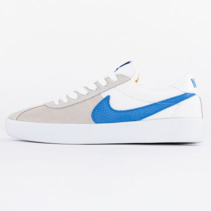 Nike SB Bruin React Summit White/Signal Blue-Summit White1