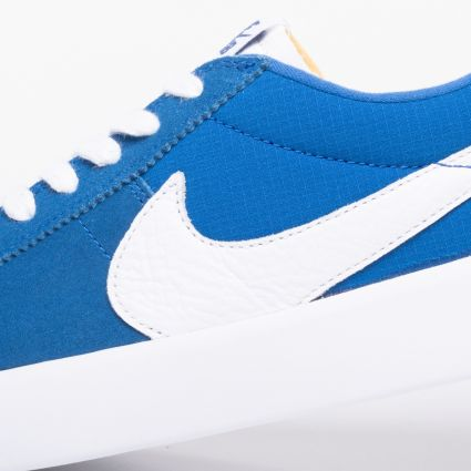 Nike SB Bruin React Team Royal/White-Team Royal-White