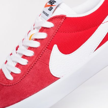 Nike SB Bruin React University Red/White-University Red