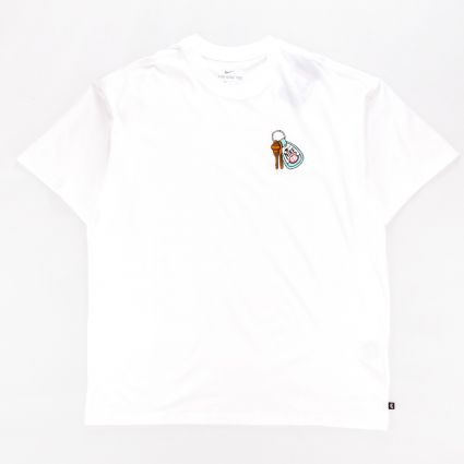 Nike SB Keys Skate T-Shirt White1