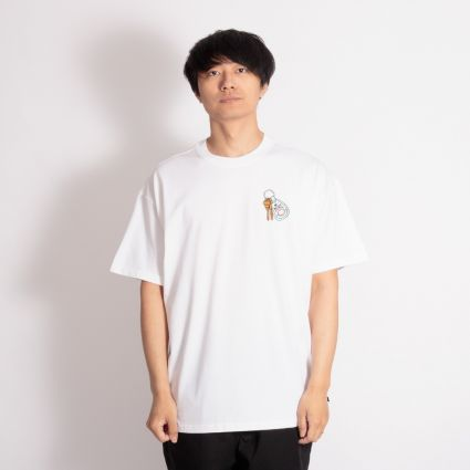 Nike SB Keys Skate T-Shirt White