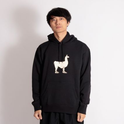 Nike SB Paul Fleece Skate Hoodie Black/Coconut Milk