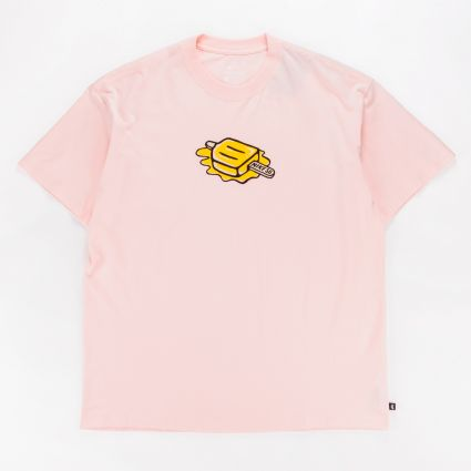 Nike SB Popsicle Skate T-Shirt Orange Pearl1