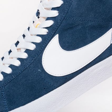 Nike SB Zoom Blazer Mid Navy/White-Black-University Red