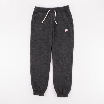 Nike Sportswear Heritage Sweatpants Black/Heather/Sail