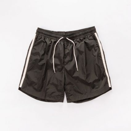 Nike Unlined Woven Track Shorts Sequoia/Sail/Ice Silver/Sequoia1