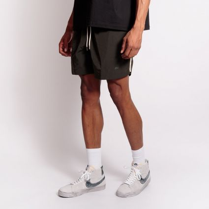 Nike Sportswear Style Essentials Unlined Woven Track Shorts Sequoia/Sail/Ice Silver/Sequoia