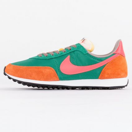 Nike Waffle Trainer 2 SP Green Noise/Bright Crimson-Sport Spice1