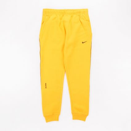 Nike x Drake NOCTA Essentials Fleece Pant University Gold1