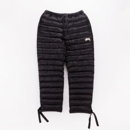 Nike x Stussy Insulated Pants Black1