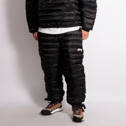 Nike x Stussy Insulated Pants Black