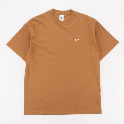 NikeLab NRG T-Shirt Brown1