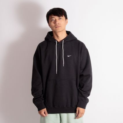 NikeLab NRG Washed Hoodie Black/White