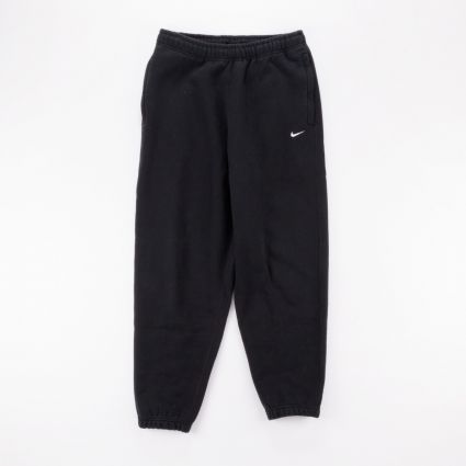 NikeLab NRG Washed Pants Black/White1