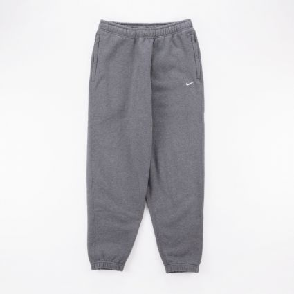 NikeLab NRG Washed Pants Charcoal Heather/White1