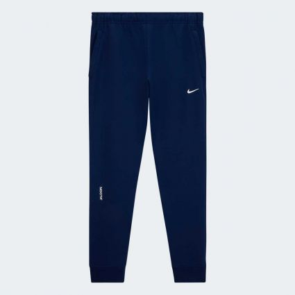 Nike x Drake M NRG NOCTA Fleece Pant Essential Blue Void/White DA3935-492