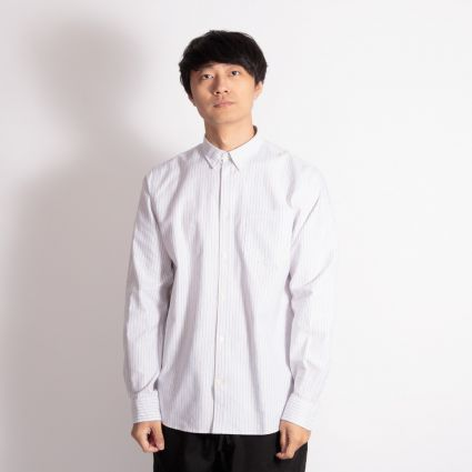 Norse Projects Anton Shirt Clouded Blue